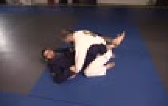 Kimura Sweep - Extended