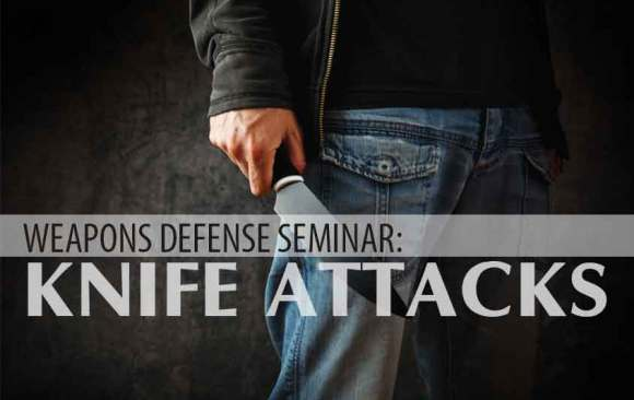 03.06.2021 Knife Defense Seminar